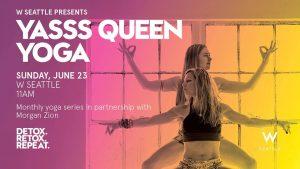 Yasss Queen Yoga