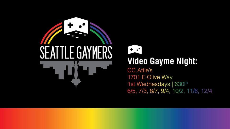 gaymersGaymeNight CCs19