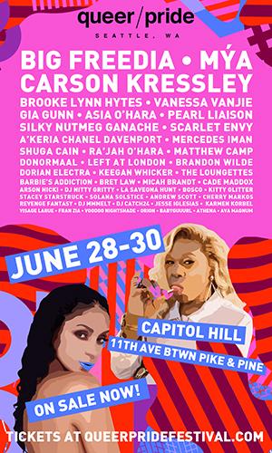 Queer Bar Seattle Pride 2019