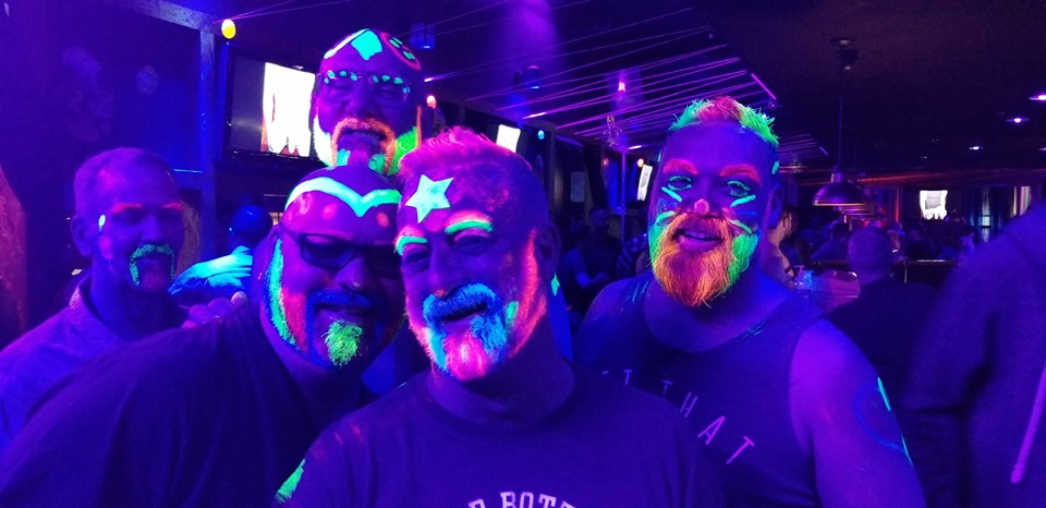 CCs Pride Black Light Party