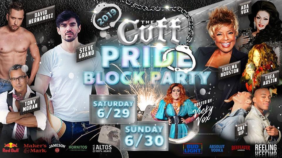 Cuff Pride Block Party 2019