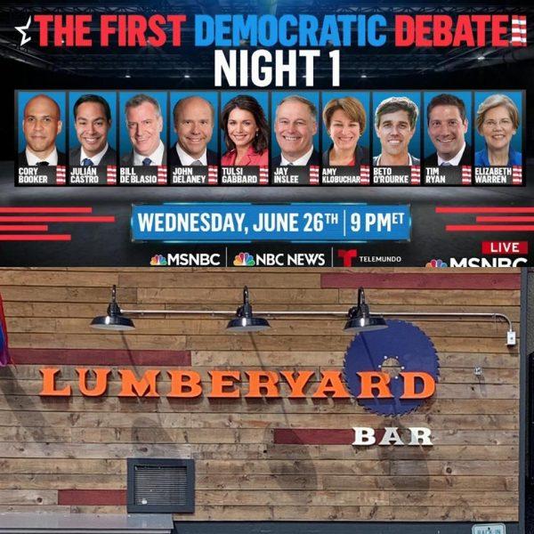 LumberYardQueerVote Debate June 2019