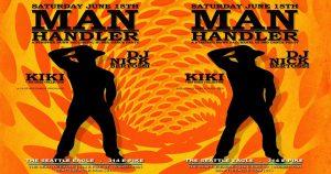 Manhandler Eagle june 19