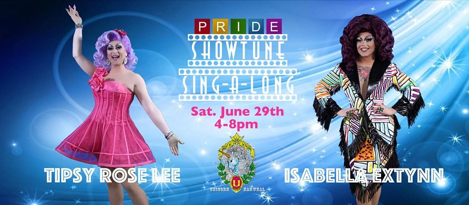Pride Showtune Sing