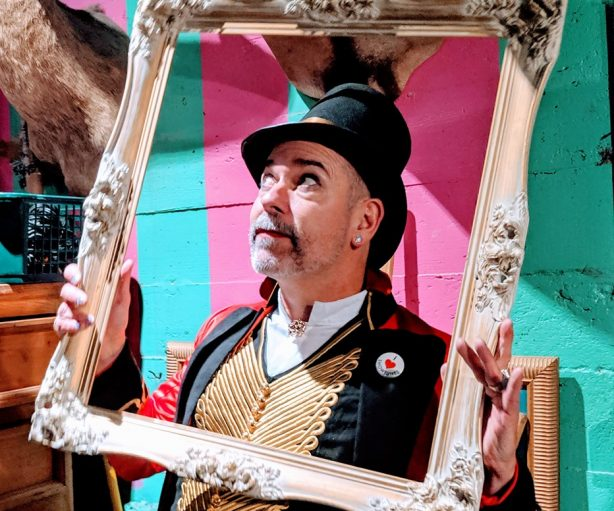 Beloved cabaret performer TOM ORR is back in Seattle with a brand new show of parody showtunes! Sundays at the Unicorn!