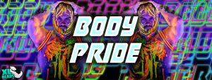 XL Bear Bust Pride WeekendBody Pride