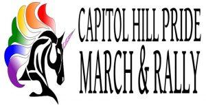 capitol hill pride march