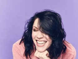 K.Flay is a rising young out music star