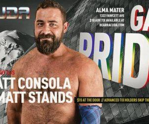 Bearracuda Tacoma Gay Pride 2019