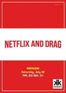 Netflix Drag