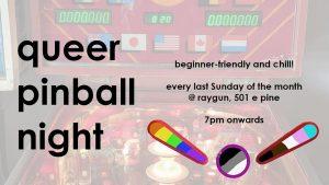 Queer Pinball Night