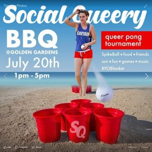 Social Queery BBQ