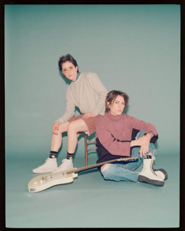 Tegan and Sara have a new album and a book coming out in September of 2019  Photo: Trevor Brady