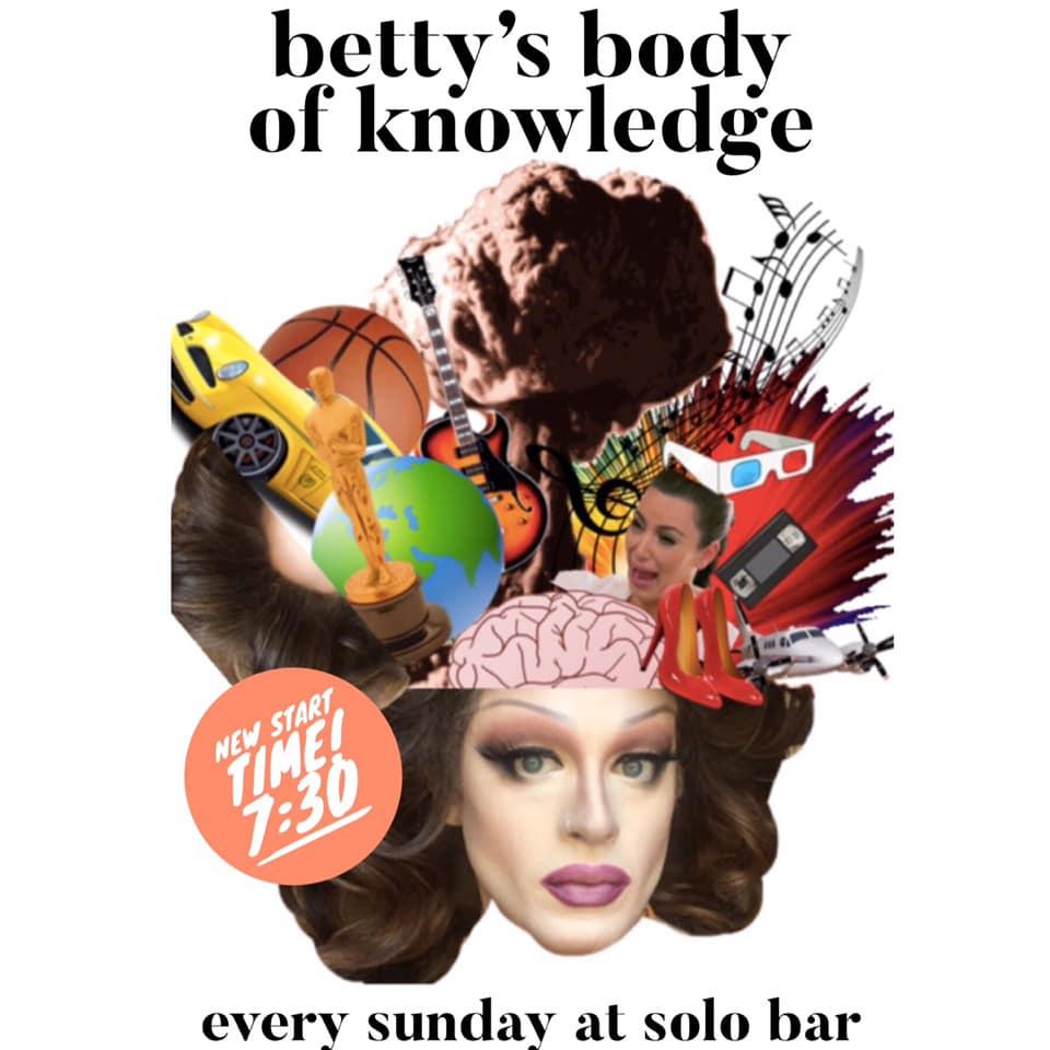BettysBodyOfKnowledge
