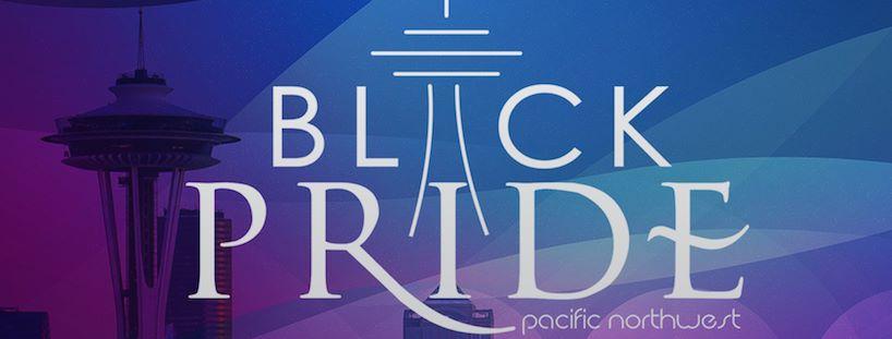 Black Pride Logo 2019
