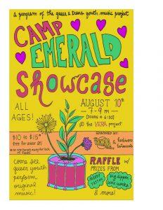 CampEmeraldShowcase