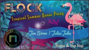 Flock Summer Queer party