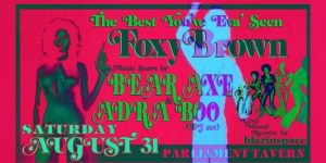 FoxyBrown Aug 19