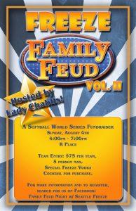 FreezeFamily Feud Aug 19