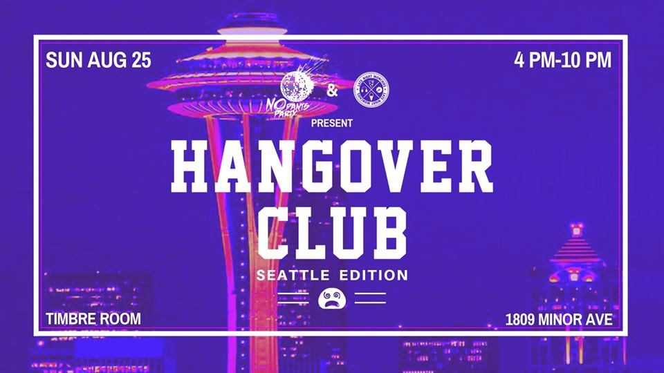 Hangover Club Seattle Edition