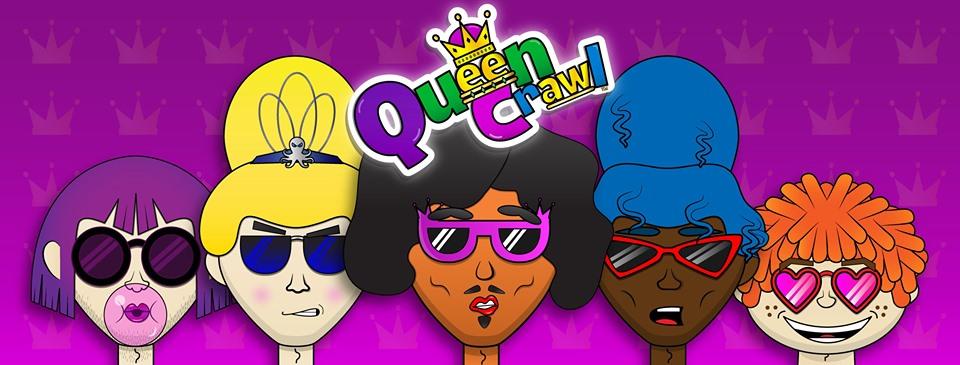 Queen Crawl 19