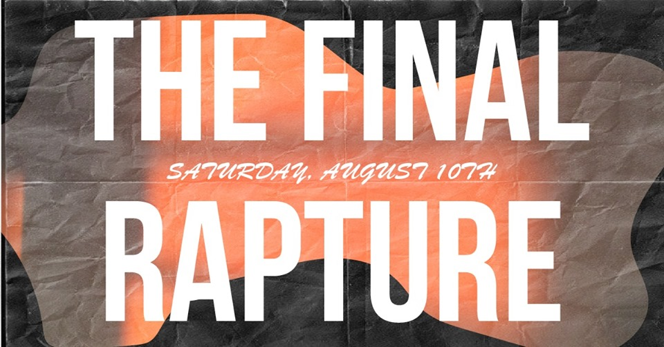 RaptureThe Finals Aug19