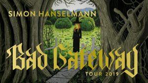 Simon Hanselmann Bad Gateway Tour Finale