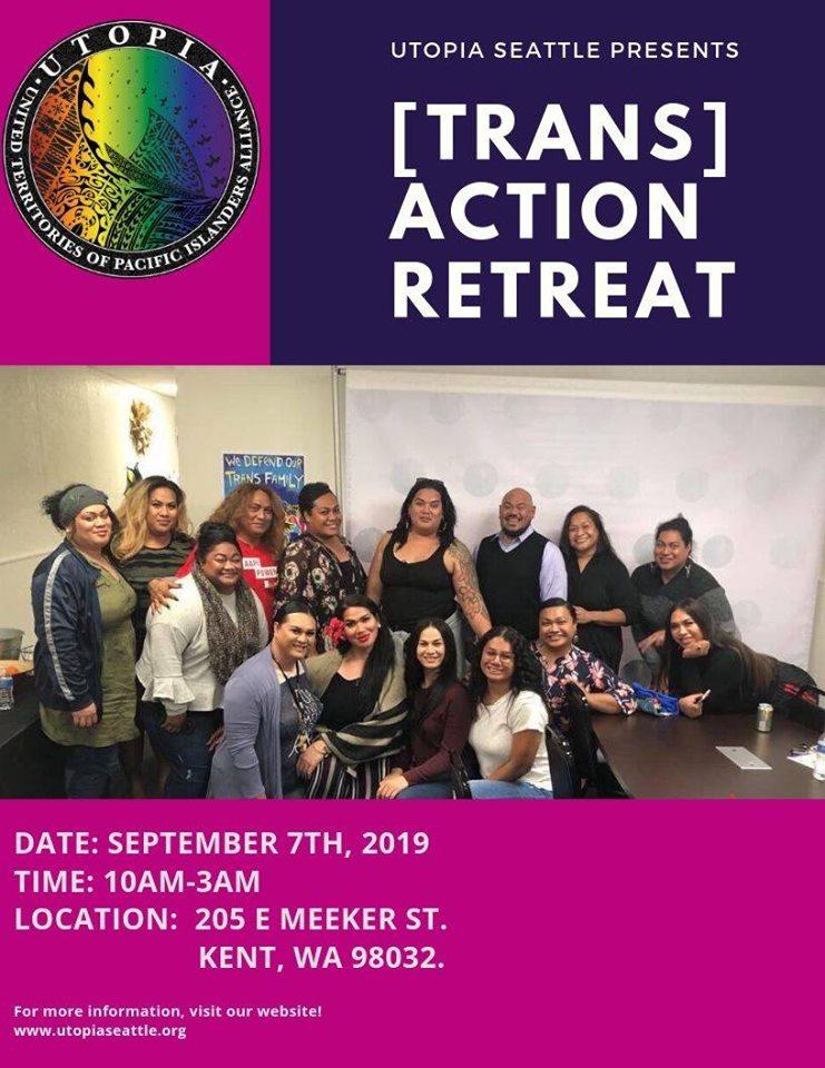Trans Action Retreat sept 19