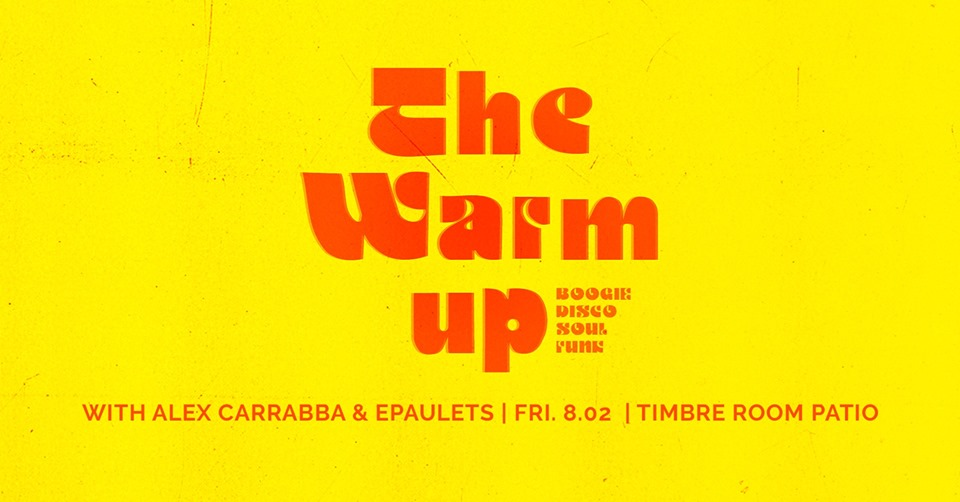 warm up aug 19